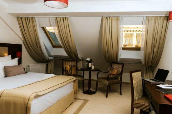 Concorde Old Bucharest top room
