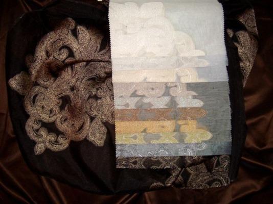 Materiale textile draperii gama 009