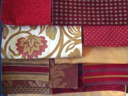 Materiale textile draperii gama 015