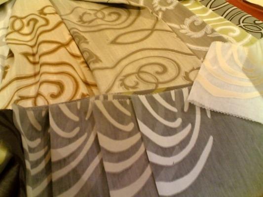 Materiale textile draperii gama 017