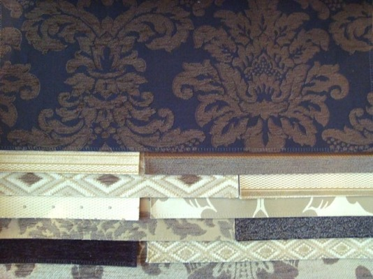 Materiale textile draperii gama 018