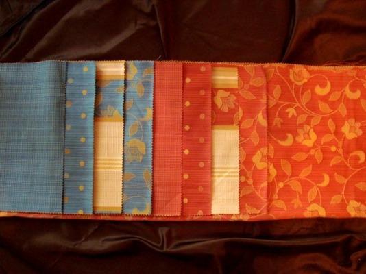 Materiale textile draperii gama 021
