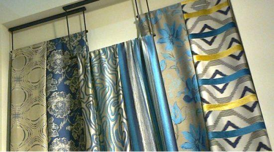 Materiale textile draperii gama 035