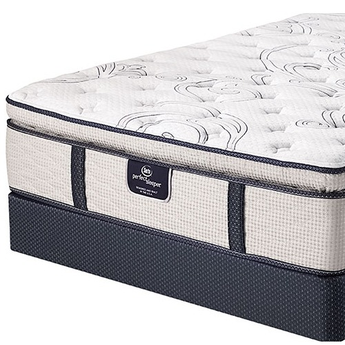 Serta Perfect Sleeper cu Pillow Top