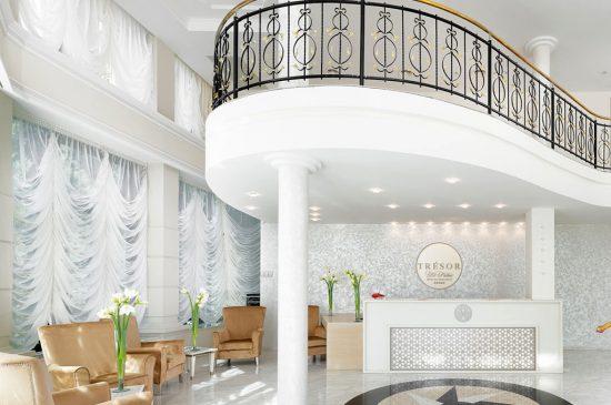 Tresor Le Palais Timisoara lobby